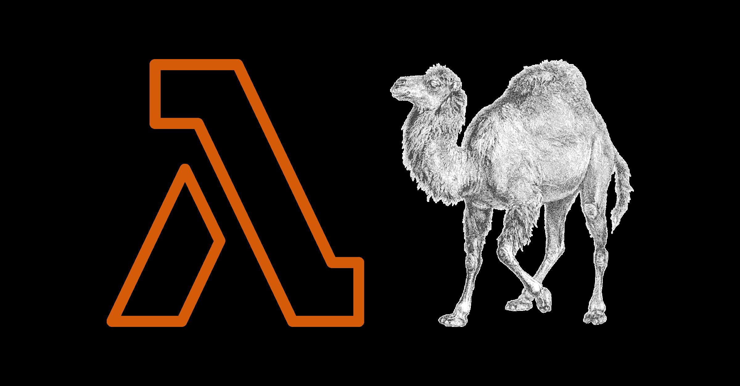 Lambda and Perl Camel